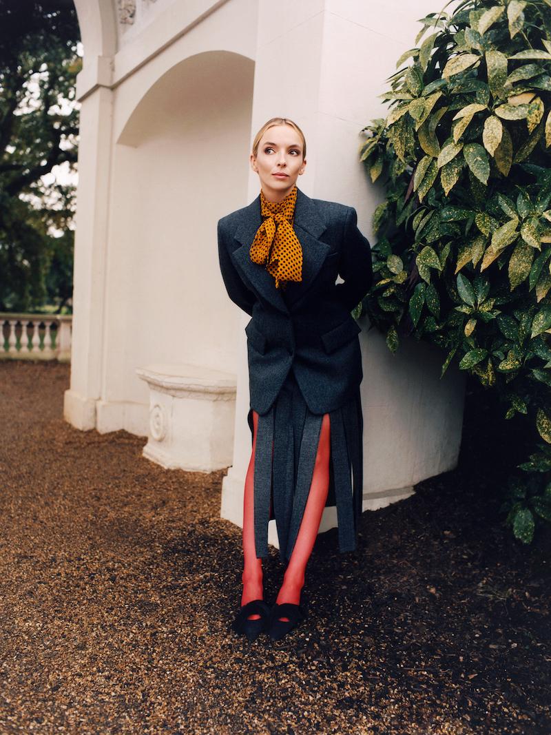 Prada Fringed Wool-Twill Midi Skirt