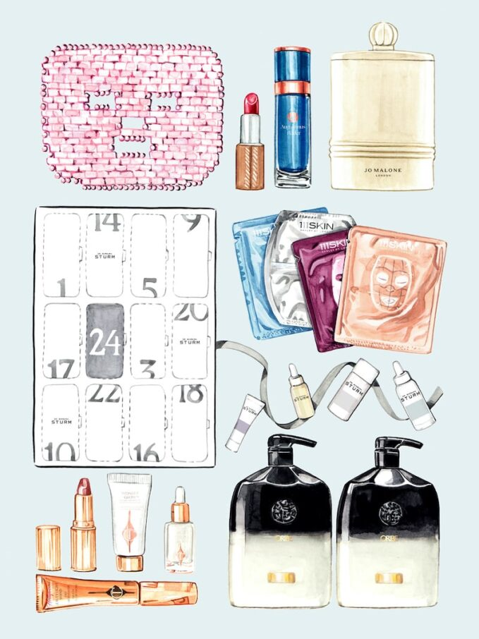 Gift Guide // The Best New Beauty Gifts for Holiday Season