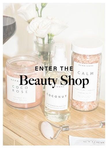 Enter the Beauty Shop.