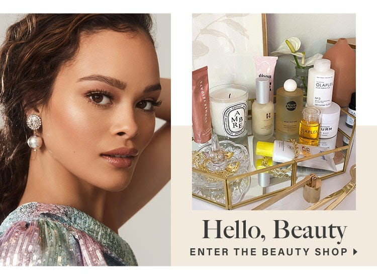 Hello, Beauty - Enter The Beauty Shop