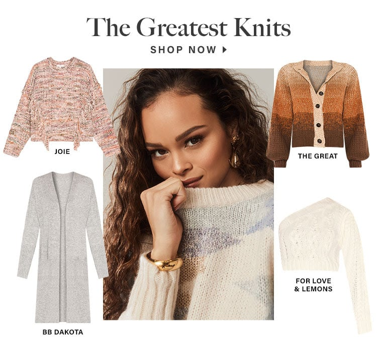 The Greatest Knits - Shop Now