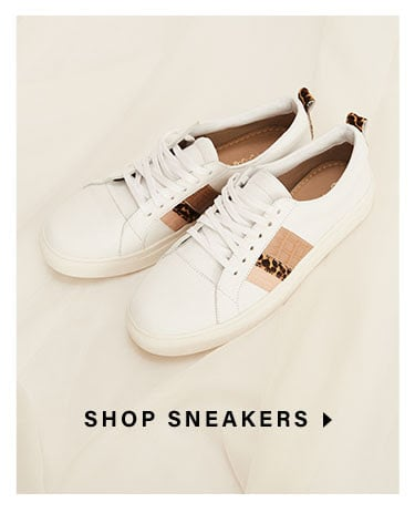 These Shoes Were Made For... Staying in or stepping out? Shop Sneakers