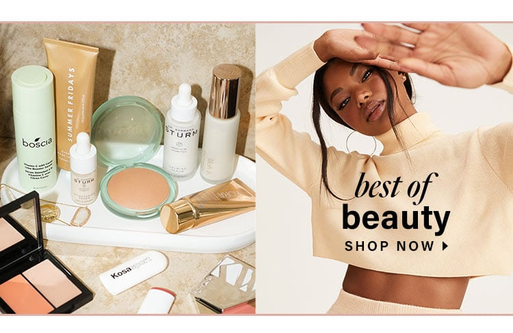 Best of Beauty - Shop now