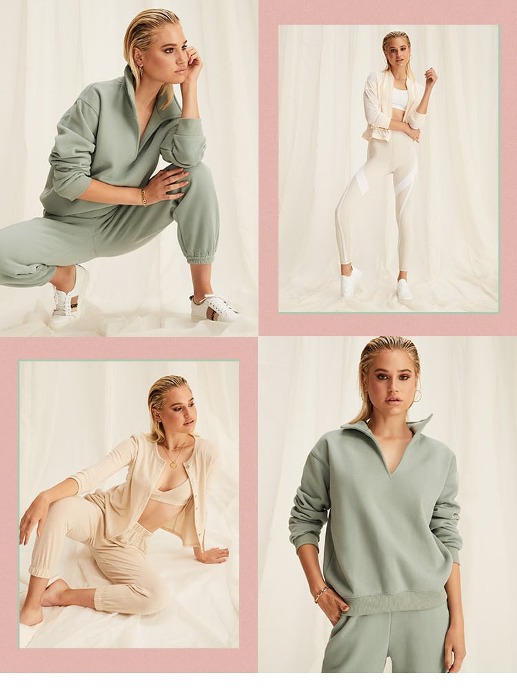 Looks We Love: Luxe Loungewear - The perfect combination of comfy-meets-chic pieces you can wear at home or out & about. Shop the Edit