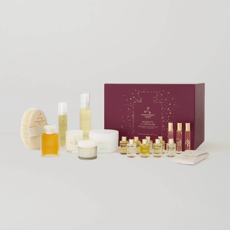 Aromatherapy Associates Moments of Treasure Collection
