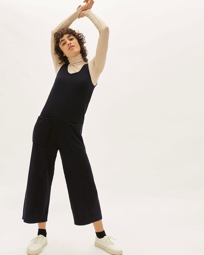Everlane Cashmere Jumpsuit