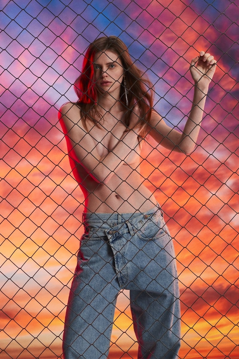 Re Done 90s High Rise Loose Jeans
