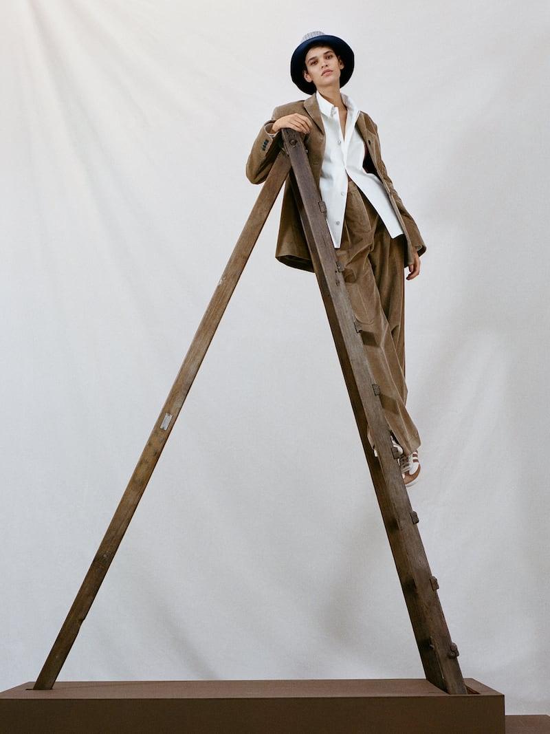 The Row Chandler Cotton-Corduroy Straight-Leg Pants