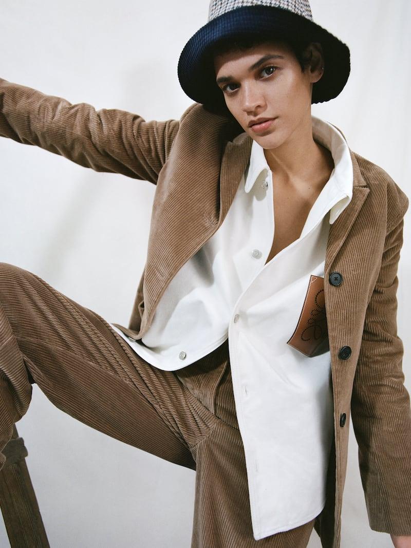 The Row Giedre Cotton-Corduroy Jacket
