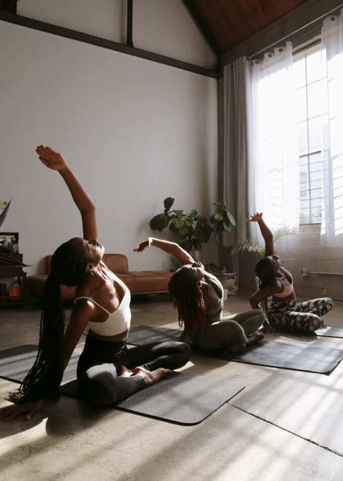 & Other Stories x The Black Women s Yoga Collective Yoga Collection