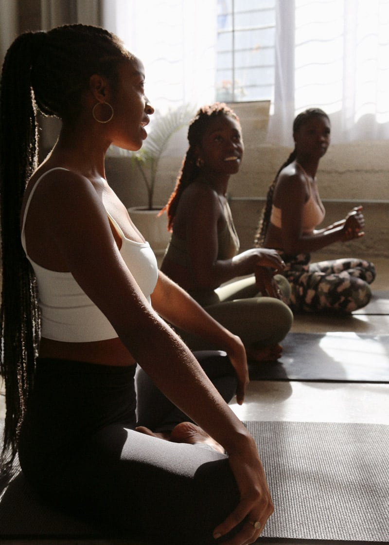 & Other Stories x The Black Women's Yoga Collective Yoga Collection