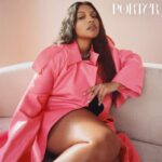 Positively Beautiful: Paloma Elsesser for The EDIT