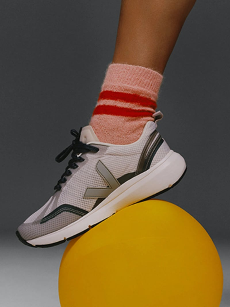 Veja + NET SUSTAIN Condor 2 Alveomesh and Jersey Sneakers