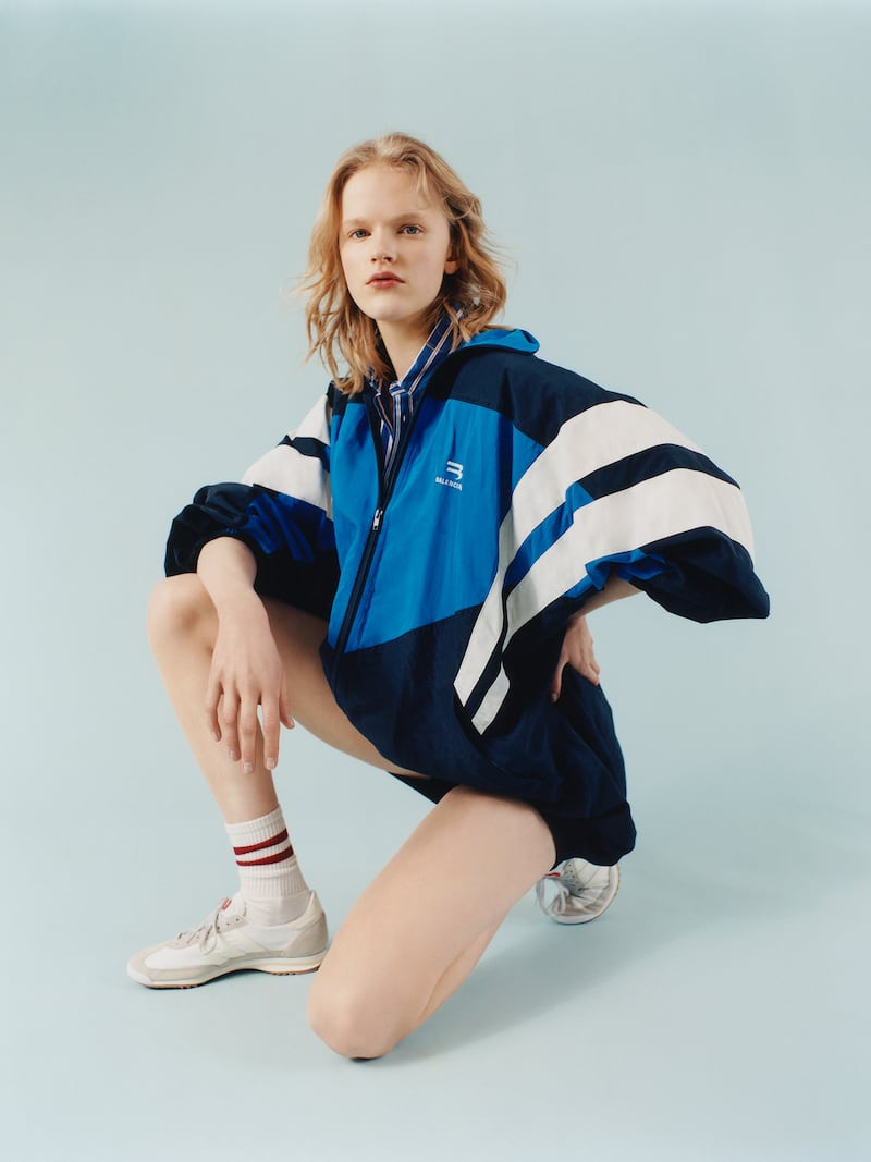 Balenciaga Sports Jacket
