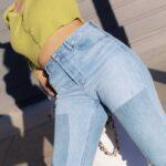 Everlane Curvy '90s Cheeky Jean