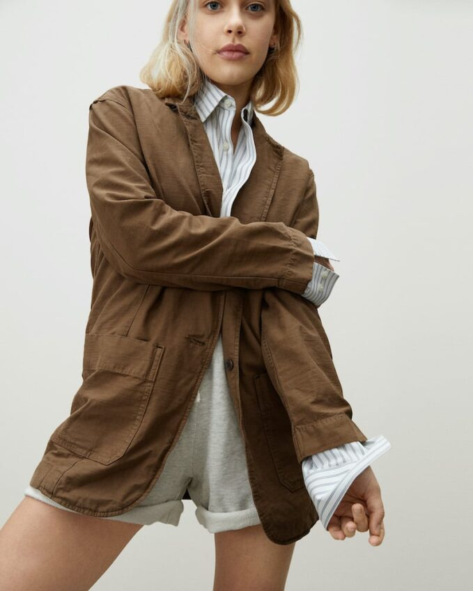 Everlane Fatigue Military-Inspired Capsule Collection
