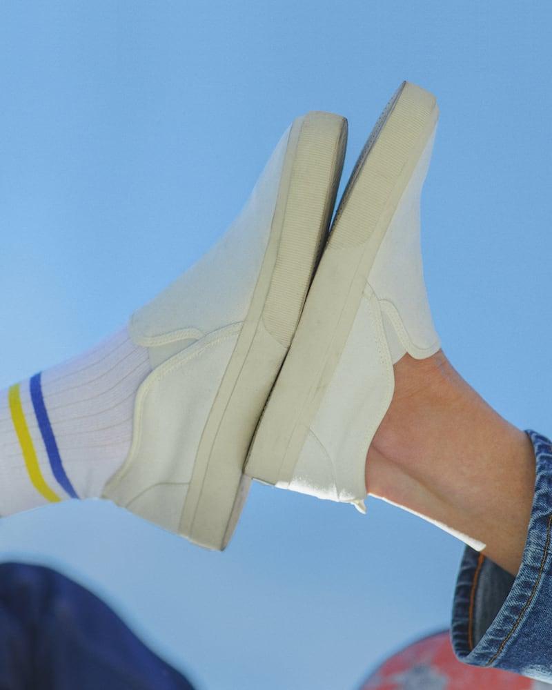Everlane Forever Slip-On Sneaker