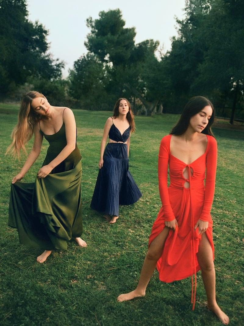 Jonathan Simkhai Rem Cutout Pleated Cotton-Blend Poplin Maxi Dress