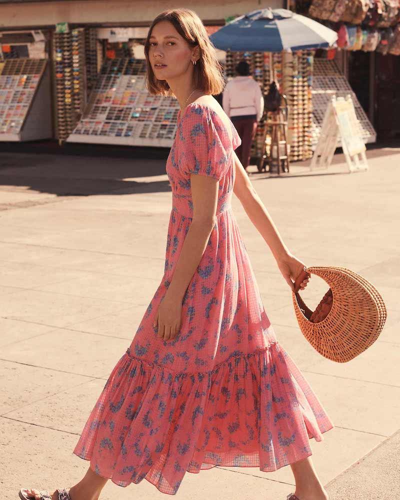 LoveShackFancy Angie Dress