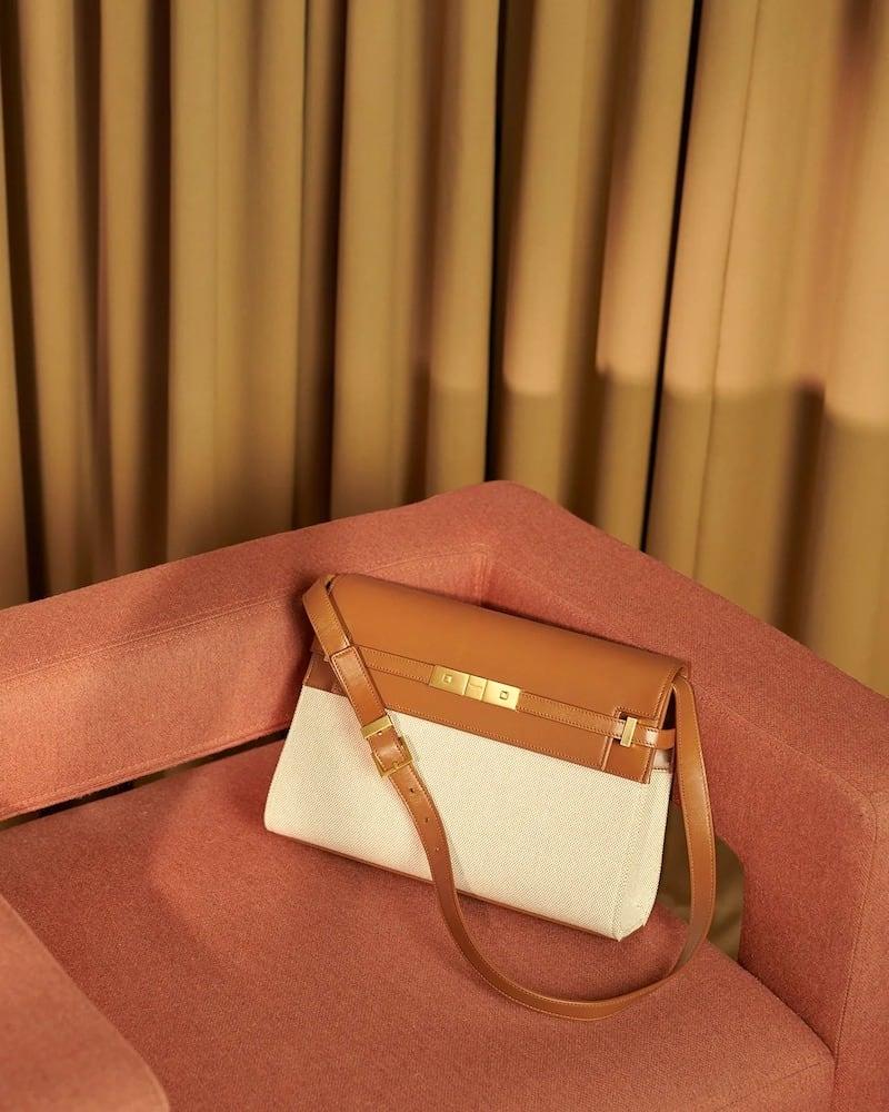 Saint Laurent Manhattan Shoulder Bag