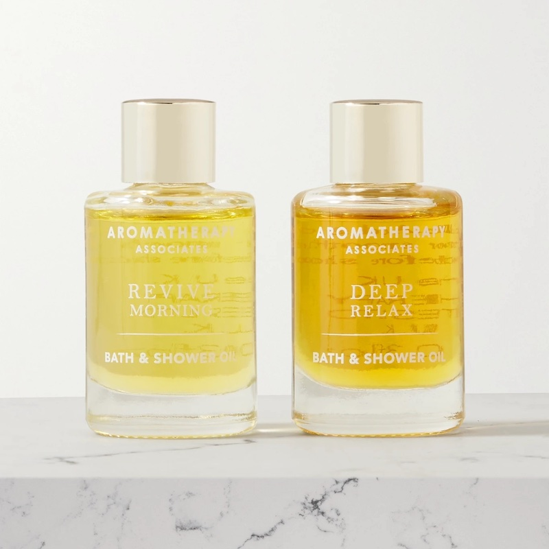 Aromatherapy Associates Perfect Partners Essential Bath & Shower Oils