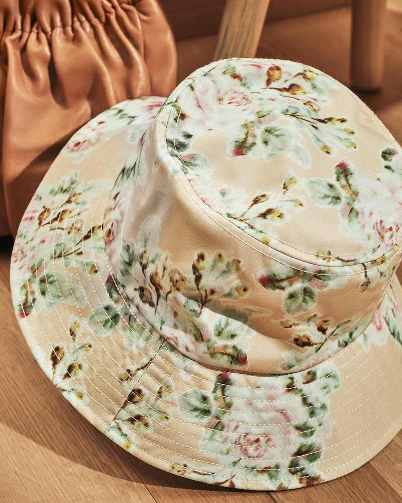 Loeffler Randall Ivy Bucket Hat
