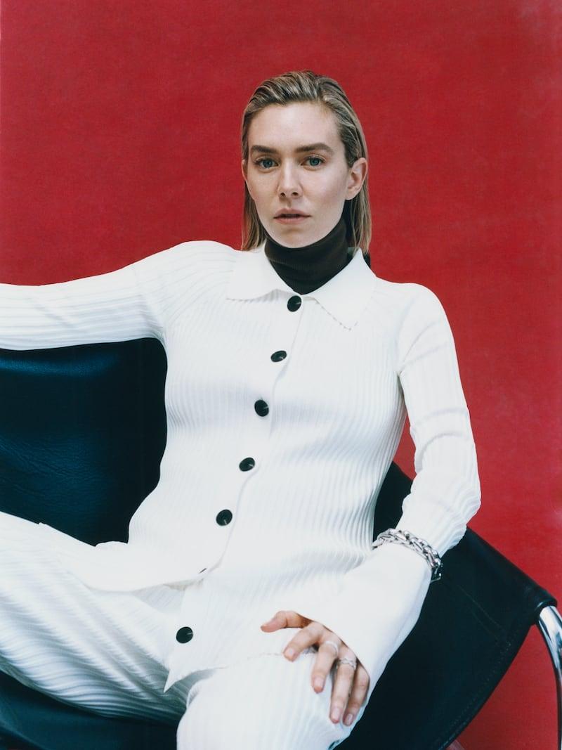 Proenza Schouler Ribbed-Knit Cardigan