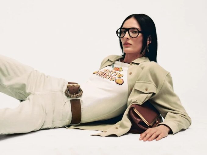 Dolce & Gabbana Fritto Misto-Print Jersey T-Shirt
