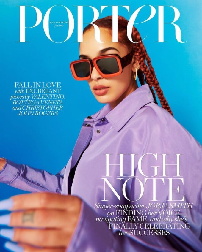 High Note: Jorja Smith for The EDIT