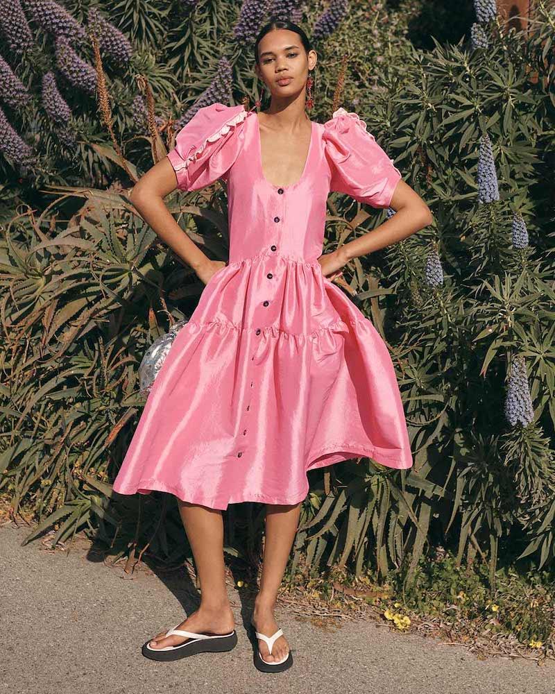 Kika Vargas Greta Dress