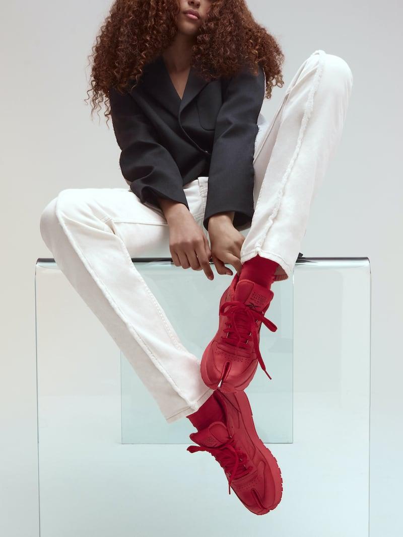 MM6 Maison Margiela Twill and Mélange Cotton-Blend Jersey Blazer