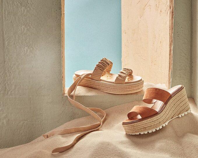 Sandal Season: Sam Edelman Shoes Spring/Summer 2021