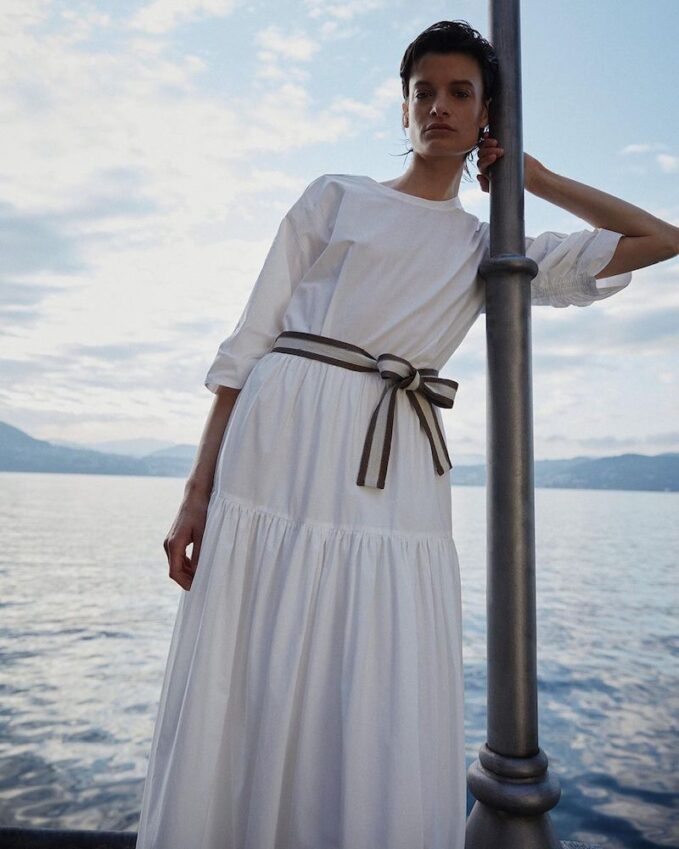 Brunello Cucinelli x Mytheresa Summer 2021 Capsule Collection