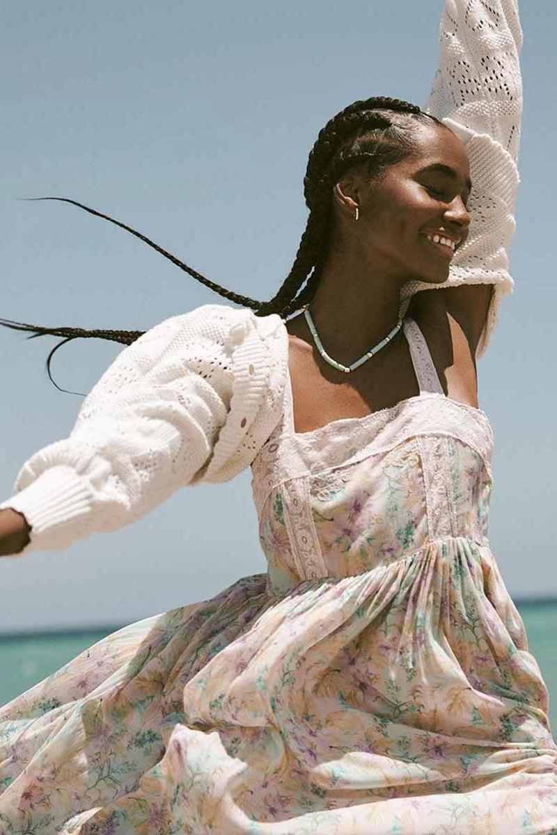 LoveShackFancy Ayala Dress