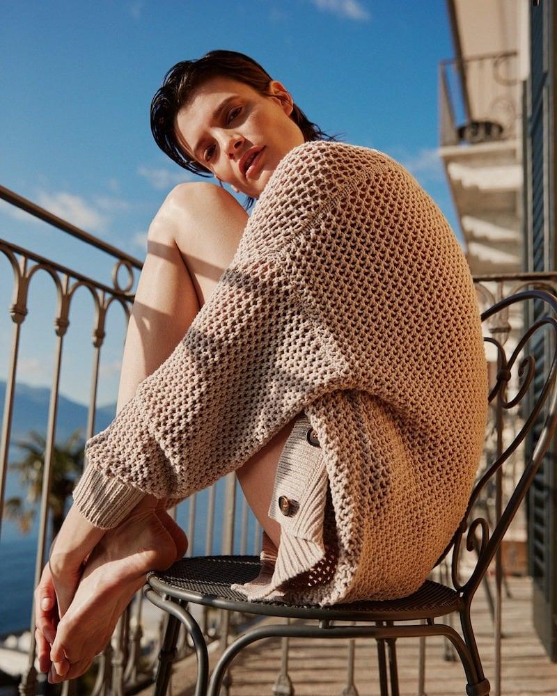 Mytheresa Exclusive Brunello Cucinelli Cotton-Blend Cardigan