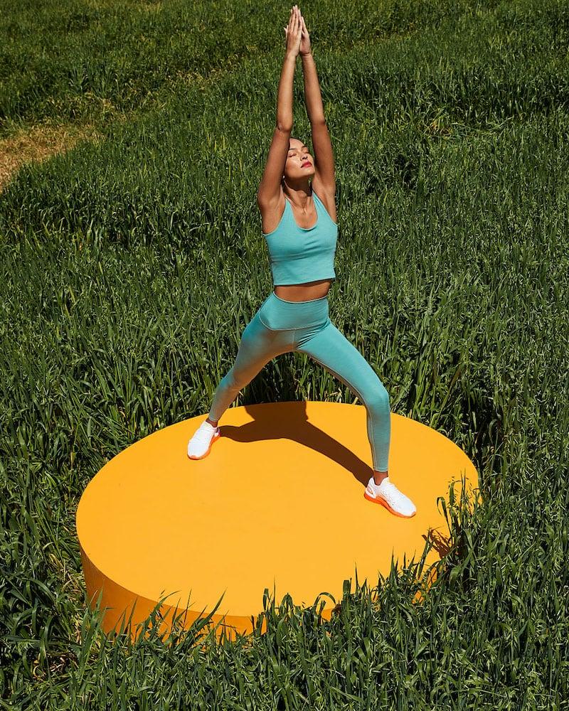 Beyond Yoga Keep It Simple Cropped Tank Top