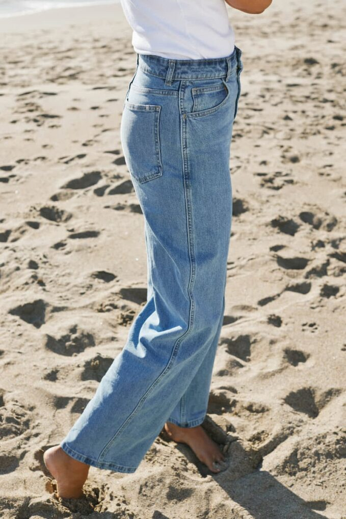 New Arrivals // Everlane Way-High Jeans for Summer 2021