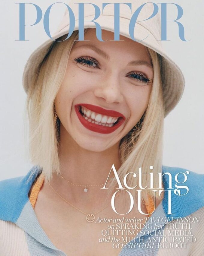 The Next Chapter: Tavi Gevinson for The EDIT