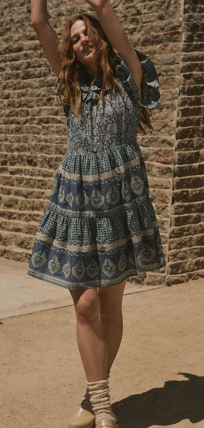Sea Margo Tunic Dress